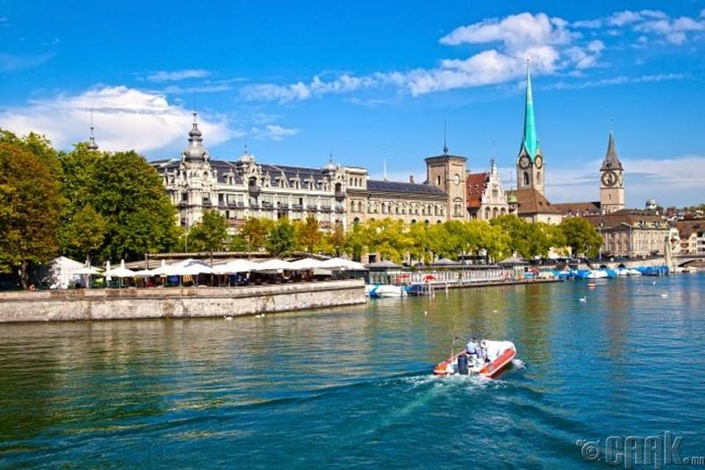 Цюрих, Швейцарь