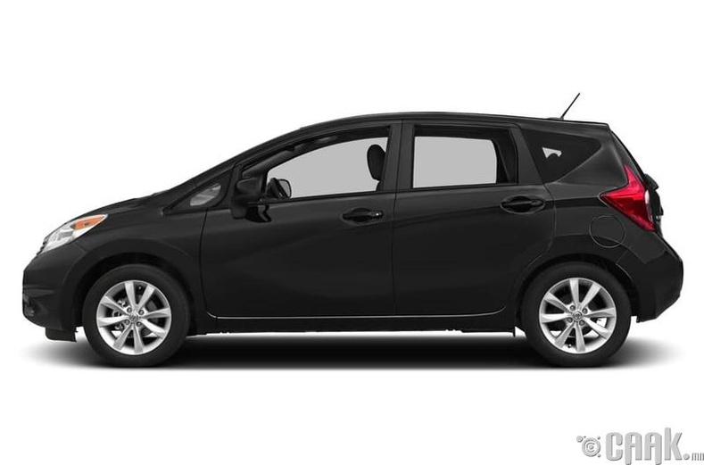Nissan Versa (Дээшээ онгойдог хаалгатай)