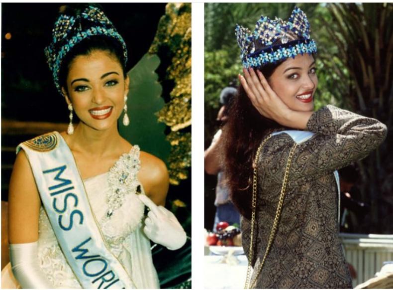 Айшвария Рай — «Дэлхийн Мисс» 1994 он