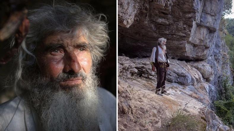 """Уулын агуйд ганцаараа амьдардаг Серби эр бүх хүнийг """"Ковид-19""""-ийн эсрэг вакцин хийлгэхийг уриалжээ"""