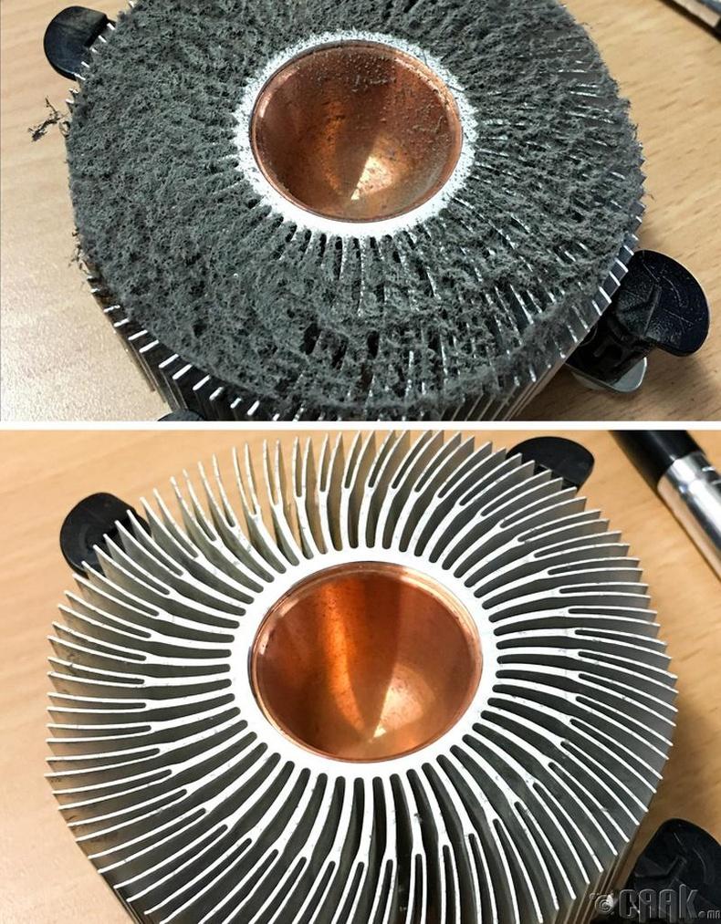 Радиатор яг л шинэ юм шиг боллоо