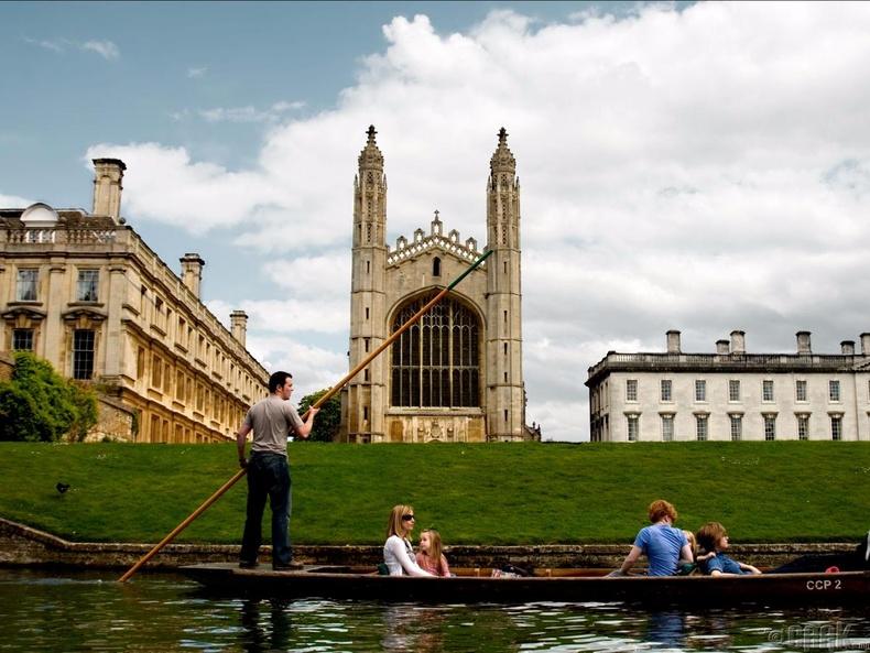 Кембриджийн их сургууль (University of Cambridge), 89.8