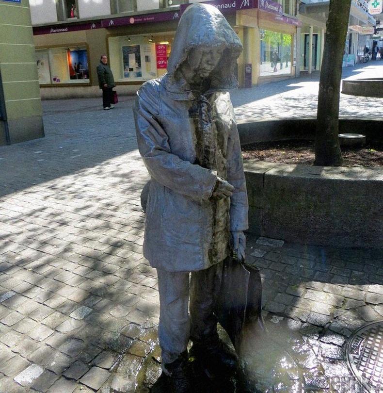 """""""Уйлж буй охин"""" - Фрибург хот, Швейцарь"""