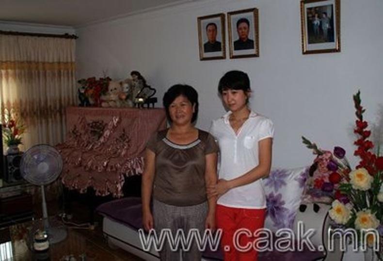 Хойд Солонгосын жирийн нэгэн айлын амьдрал