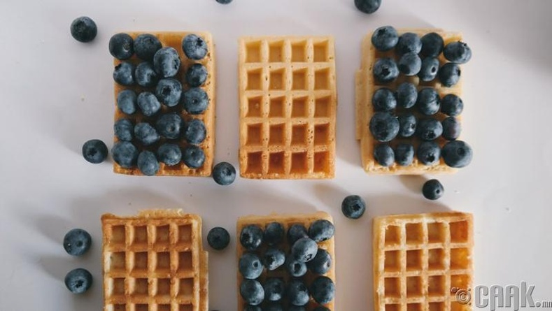 """Blue Waffles"""