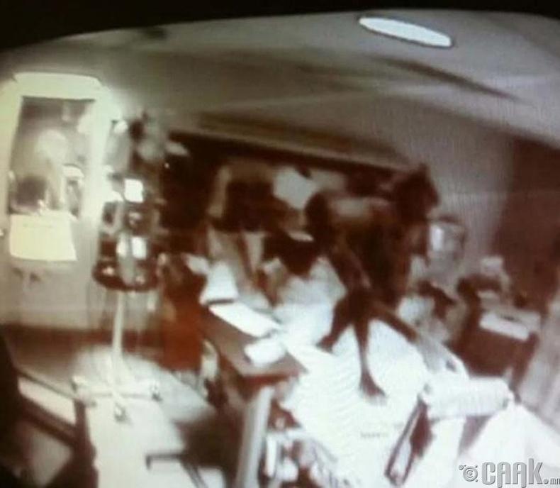 Эмнэлэгт