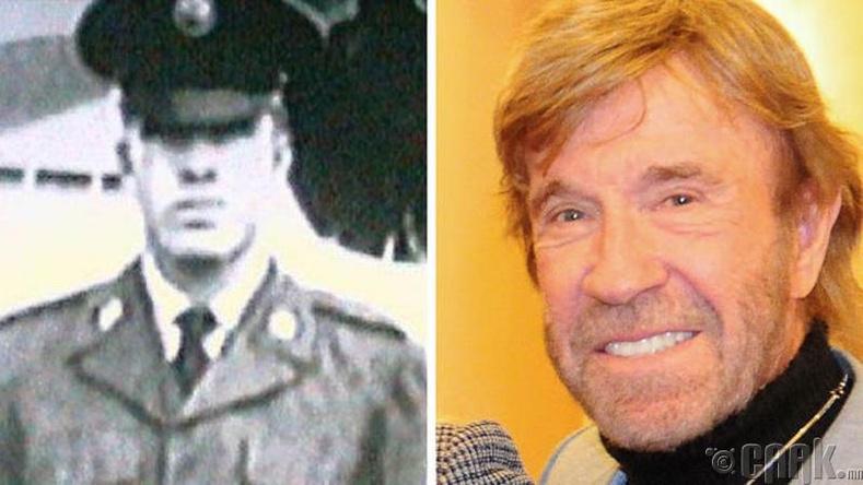 Жүжигчин Чак Норрис, 1958-1962