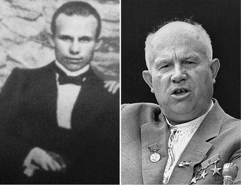 ЗХУ-ын удирдагч асан Никита Хрущев