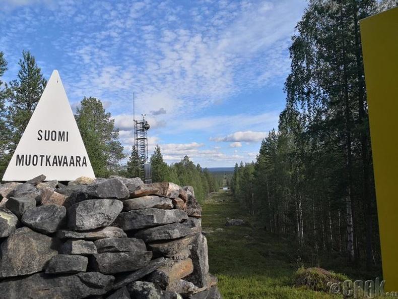 Финланд - Орос - Норвеги