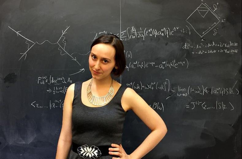 Харвардын багш нарыг гайхшруулсан 22 настай охин