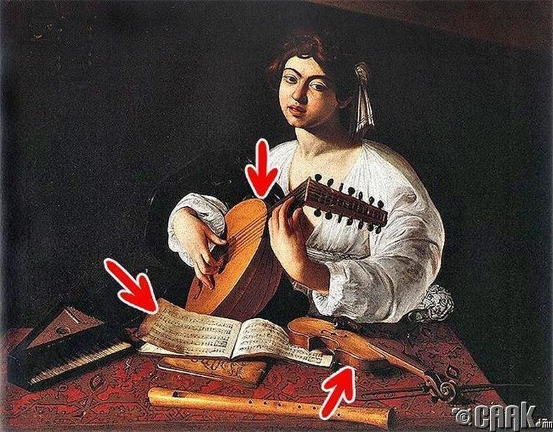 Пийпаа буюу Lute хөгжимдөгч