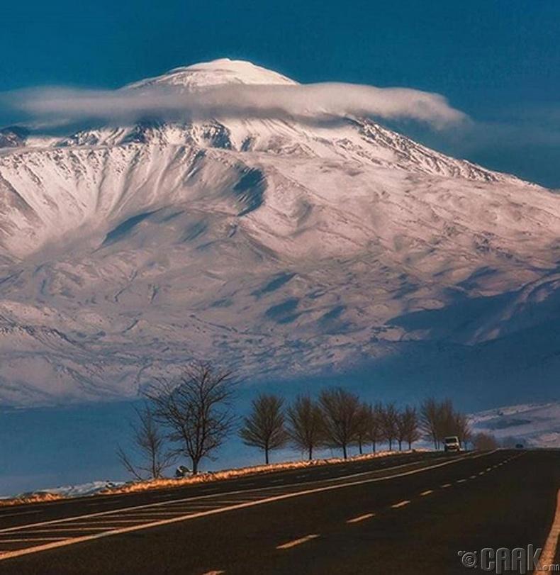 Арарат уул