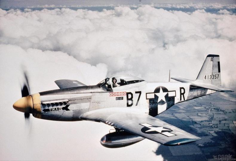 """""""P-51 Mustang"""" (АНУ)"""