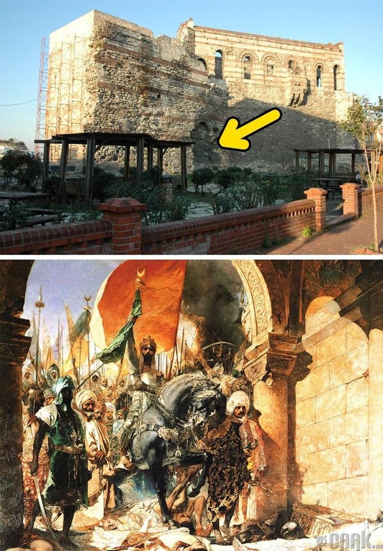 Константинополь хот