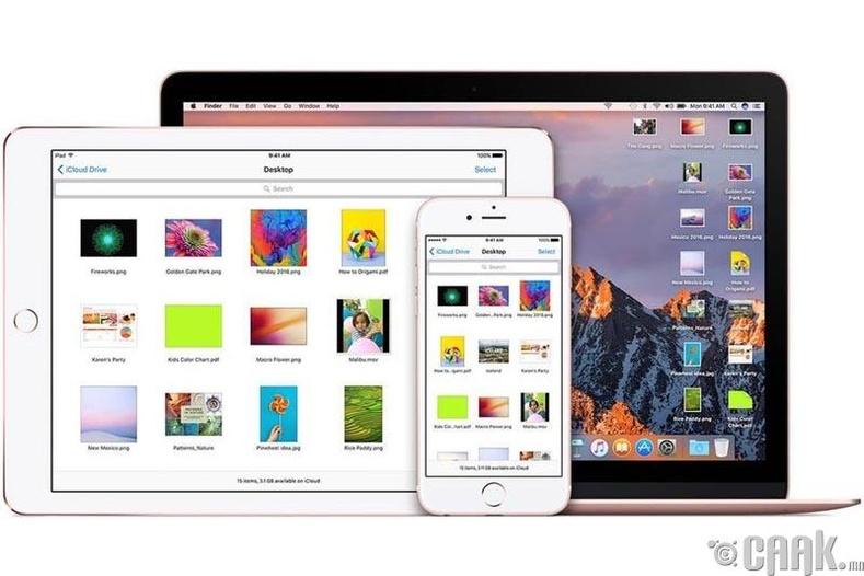 """""""iPhone"""", """"Android"""" хоёрын аль нь илүү вэ? """"Apple""""- ийн бүтээгдэхүүн хоорондын холбоо"""