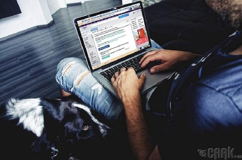 """Бусдын гар утас, компьютероос цахим шуудан, сошиал хаягаараа нэвтэрсэн бол дуусаад заавал """"log out"""" хийж гараарай"""