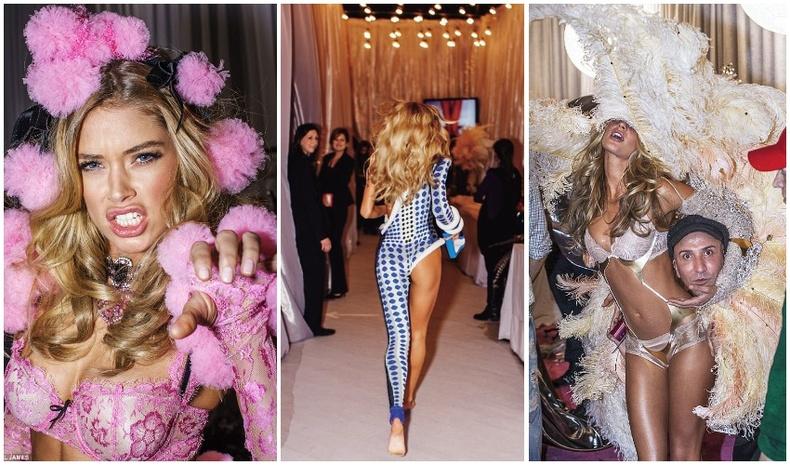 """""""Victoria's Secret""""-ийн хөшигний цаана юу өрнөдөг вэ?"""
