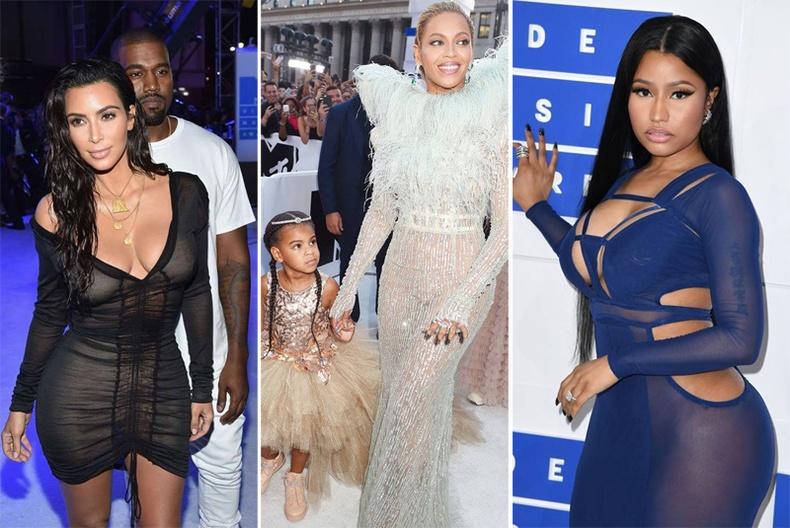 """MTV Video Music Awards - 2016""-ийн торгон агшнууд"