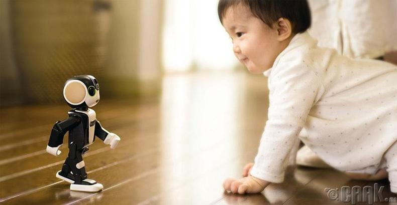 Хүүхдэд зориулсан робот