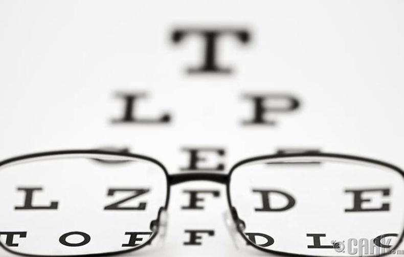 Нүдний харааны асуудал