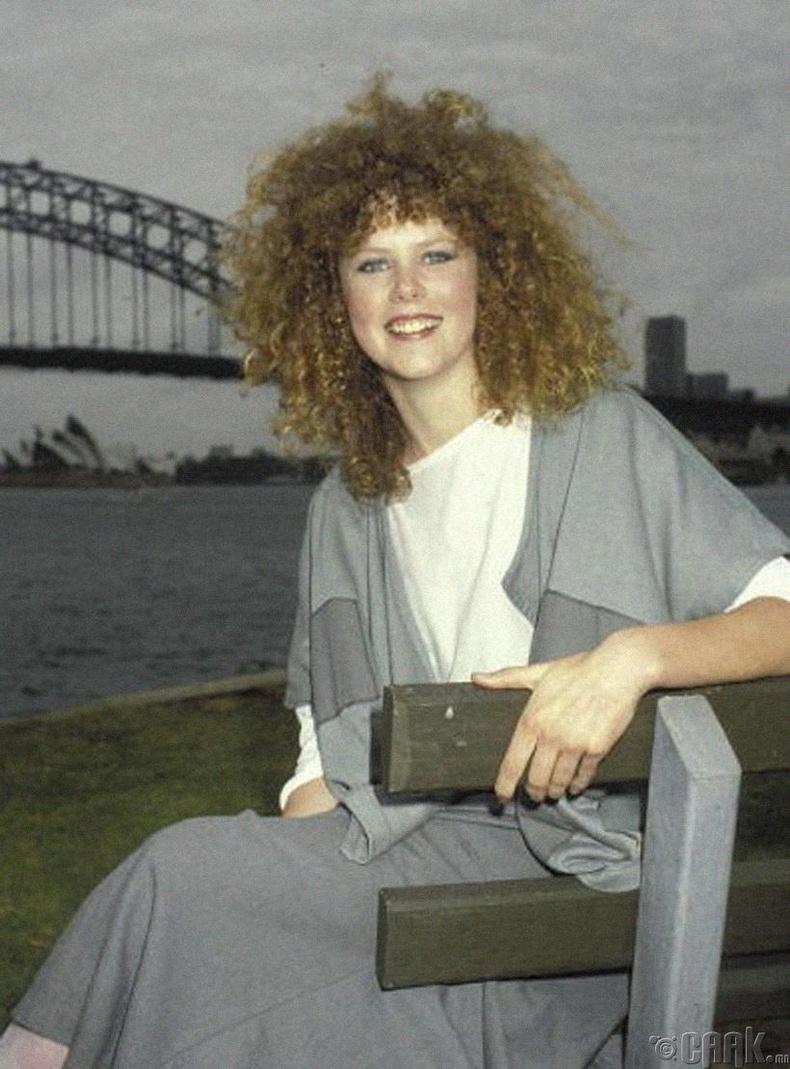 Николь Кидман (Nicole Kidman) 80-аад оны үед