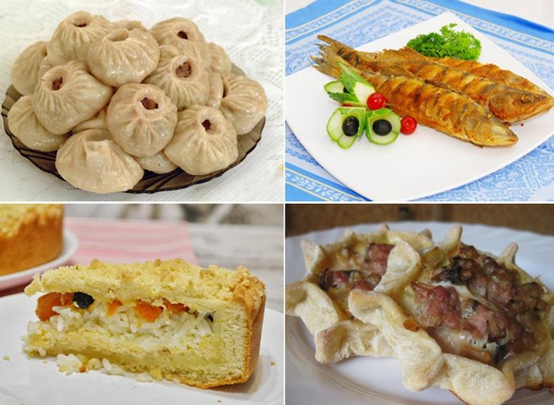 Оросын нэрийн хуудас болсон хамгийн амттай хоолнууд