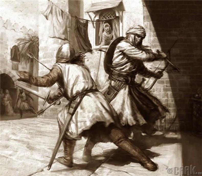 Ассасин-д хэрхэн хүмүүсийг элсүүлдэг байсан бэ?