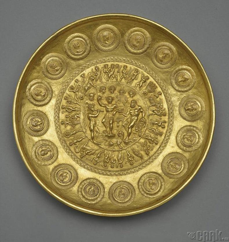 Хильдерик I хааны эрдэнэс