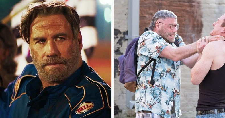 Хамгийн муу эрэгтэй жүжигчин: Жон Траволта (Side by Side and Fan)