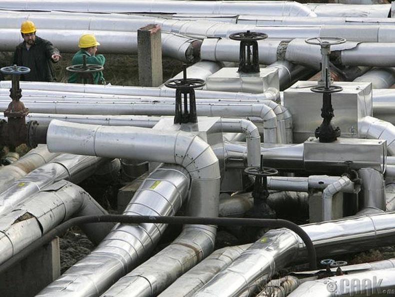 Газрын тосны инженер