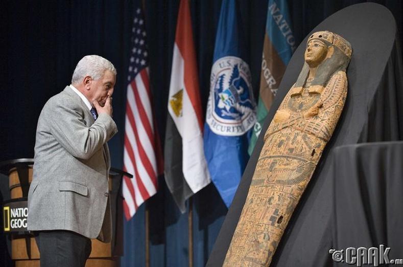 3000 жилийн настай Египетийн олдвор