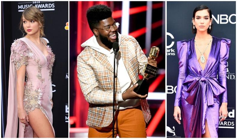 """""""Billboard Music Awards 2018""""-ын улаан хивсний ёслолд ирсэн одууд"""