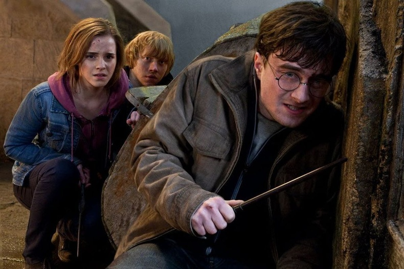 """""""Harry Potter and the Deathly Hallows: Part 2"""" (2011) - 96%"""