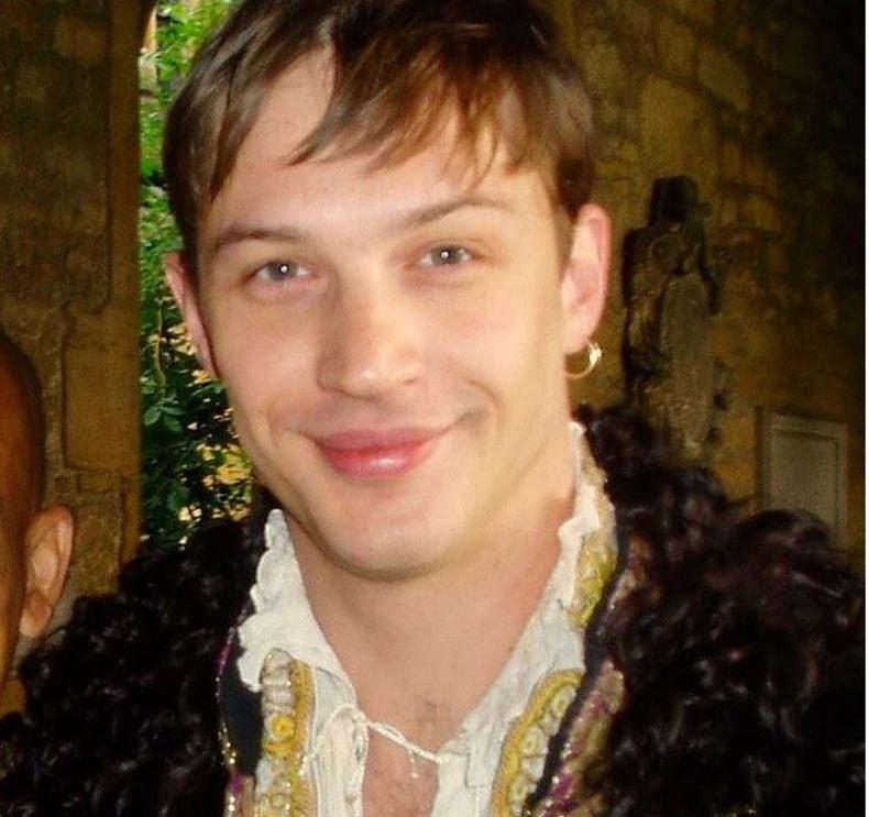 Том Харди (Tom Hardy) - 2005 он