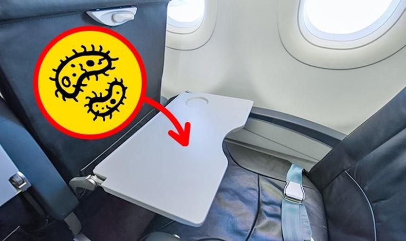 Зөвхөн онгоцны үйлчлэгч нарын мэддэг нууц