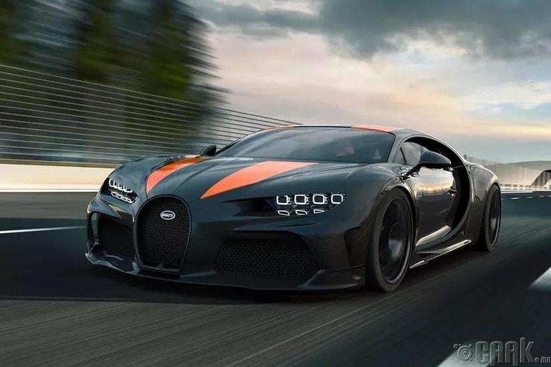 """""""Bugatti Chiron Super Sport 300"""""""