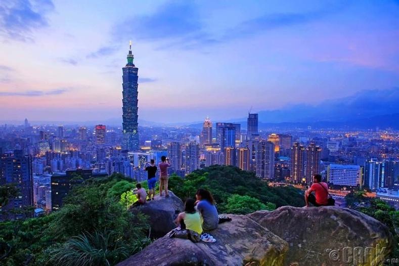 Тайвань - IQ түвшин 104