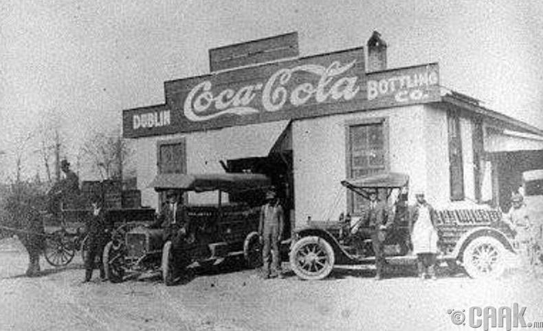 """""""Coca Cola"""" (1912он)"""