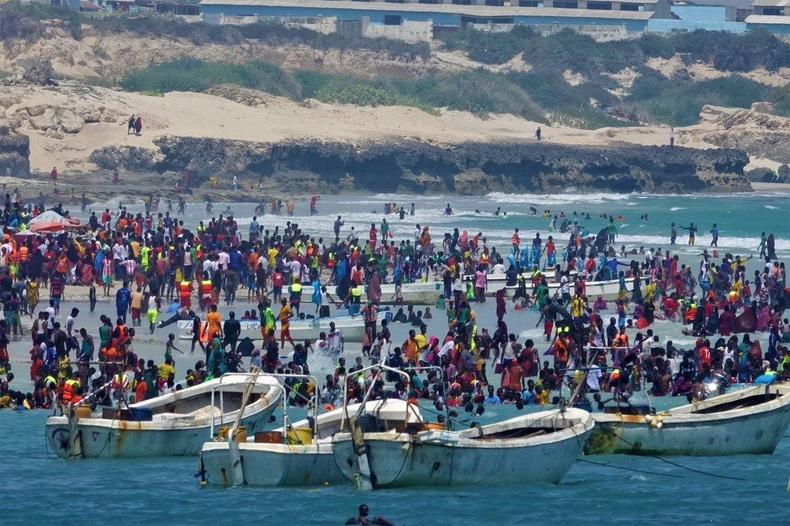 Могадишу, Сомали