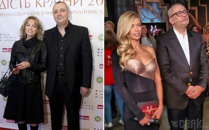 """Яна Меладзе, Константин Меладзены гэр бүлийг """"Вера Брежнева"""""""