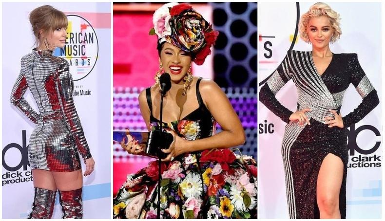 """""""American Music Awards 2018"""" шагнал гардуулах ёслолын халуухан мөчүүд"""