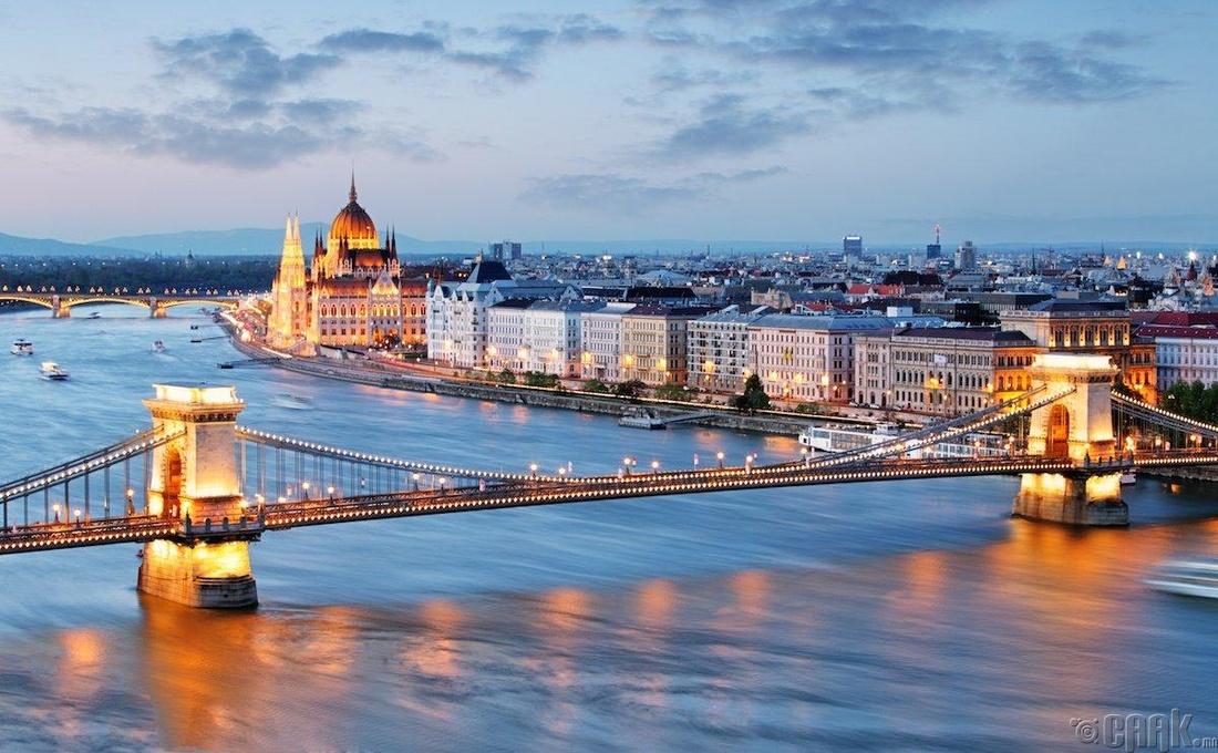 Будапешт, Унгер - 193 доллар