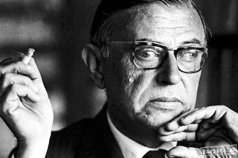 Жан-Поль Сартр (Jean-Paul Sartre)