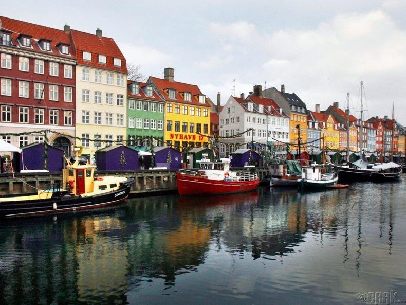 Данийн Копенгаген хот