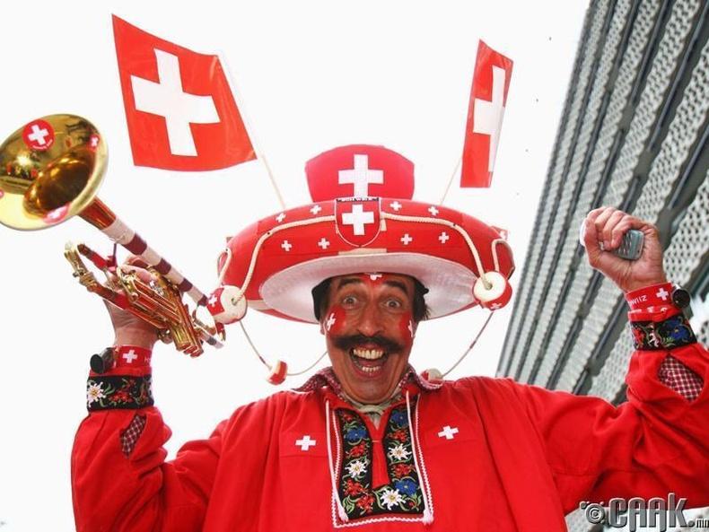 Швейцарь (ДНБ: $63.379)