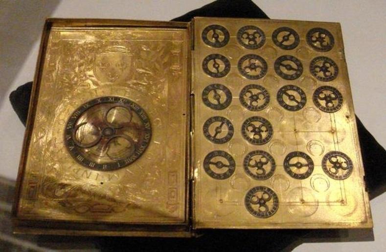VI зууны Францын эрүүгийн хууль бүхий ном