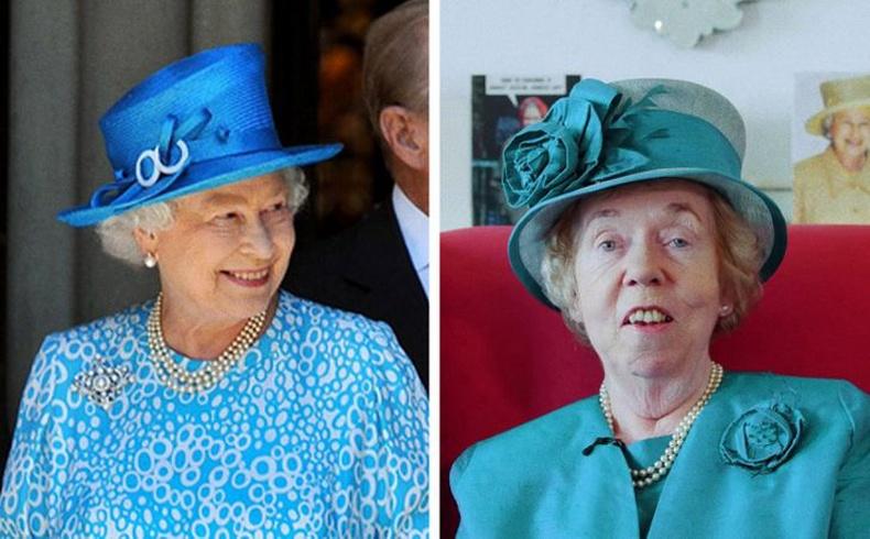 Английн хатан хааны орлон тоглогч Элла Слэк (Ella Slack)