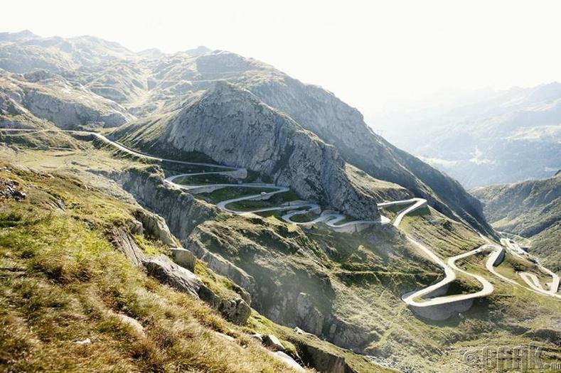 "Швейцари улс, ""Gotthard Pass"""