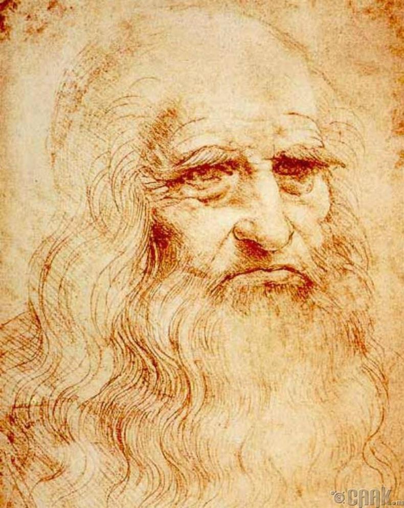 Леонардо да Винчи, IQ – 190