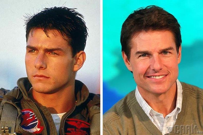 Жүжигчин Том Круз (Tom Cruise) - 57 настай